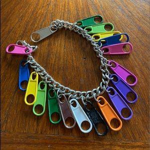 Crazy Colourful Bracelet